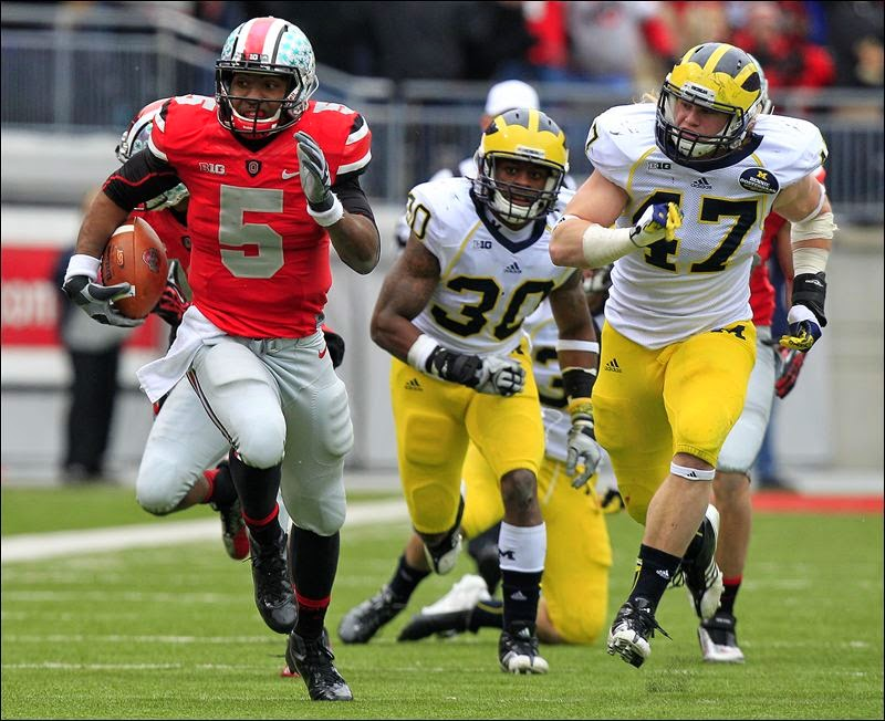 braxton miller michigan