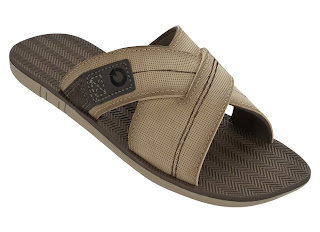 Chinelo Cartago Mali slide V - Pés Masculinos - Male Feet
