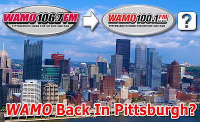 WAMO, Pittsburgh, Radio, Hip-Hip and R&B