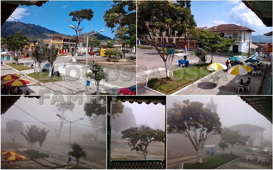 Plaza de Caramanta
