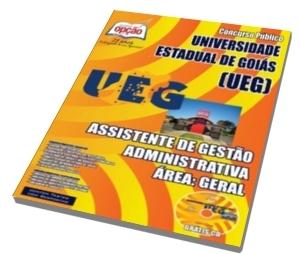 Apostila,Concurso,UEG-GO,2015,Assistente de Gestão,pdf,edital,download