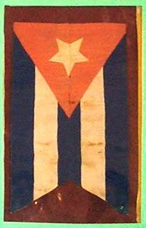 Bandera cubana, 1850