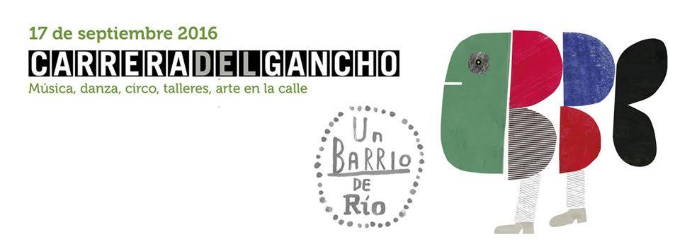 CARRERA DEL GANCHO