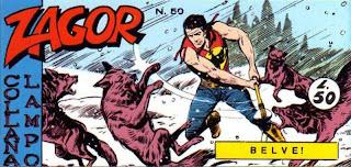 L'uomo lupo (n.48/49) 50