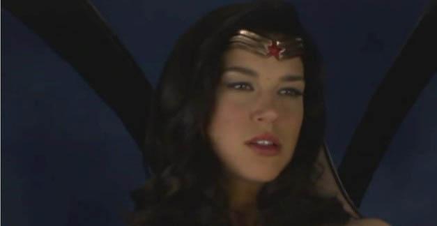 Wonder woman il pilota della serie tivù che non vedremo