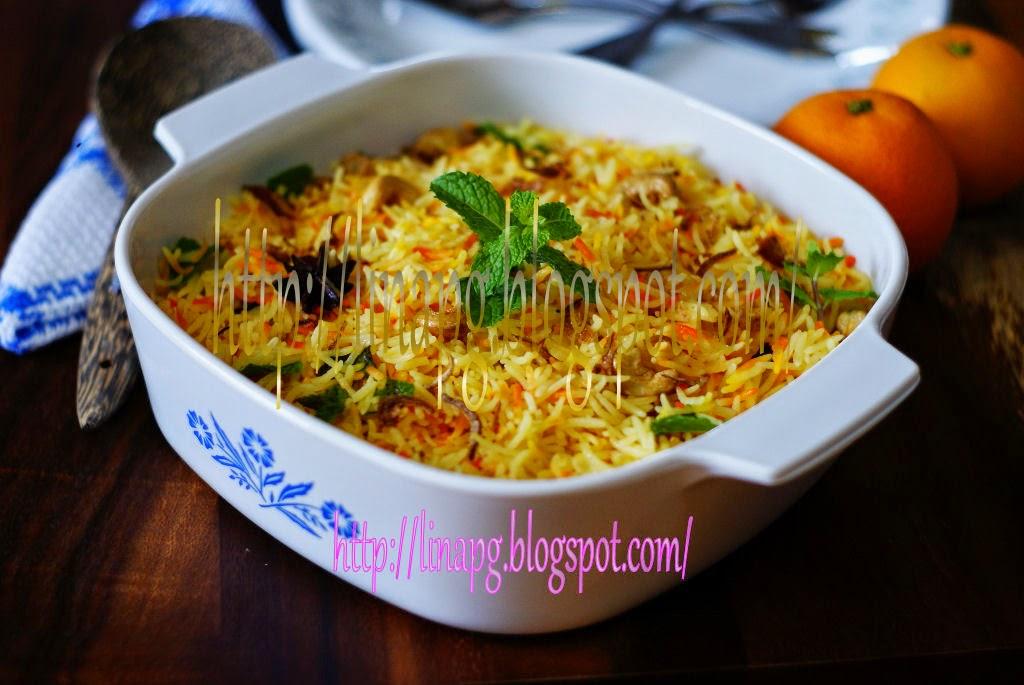 Teratak Mutiara Kasih Resepi Nasi Minyak Mudah Dan Sedap