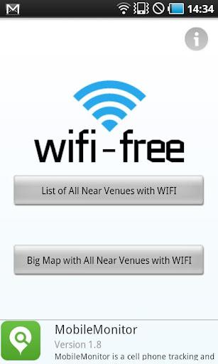 Download WiFi Free 2.1 Apk Aplikasi Pencari Sinyal Wifi Gratis