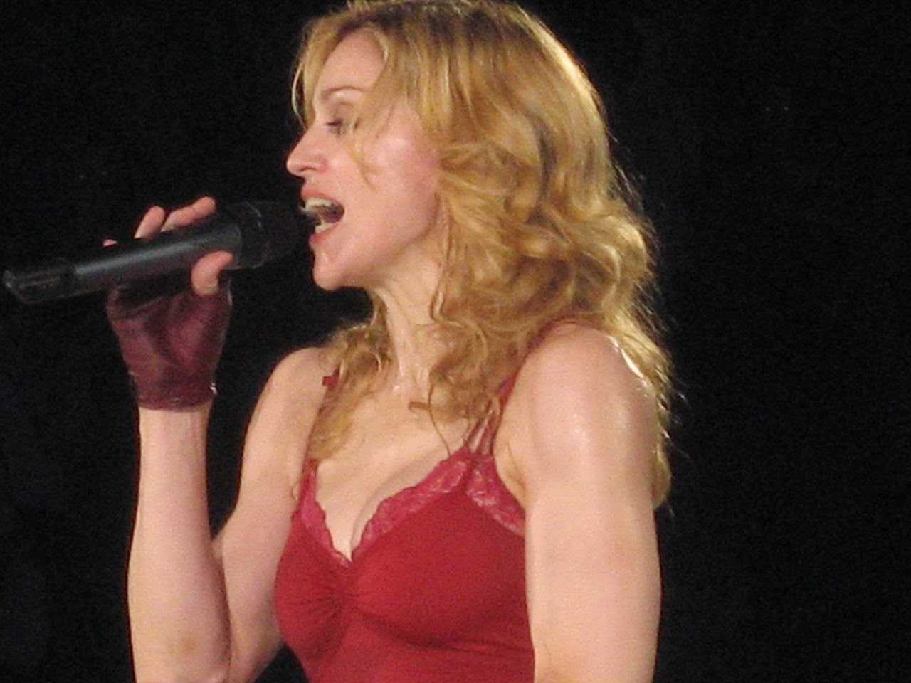 Madonna speaks out about copyright fraud