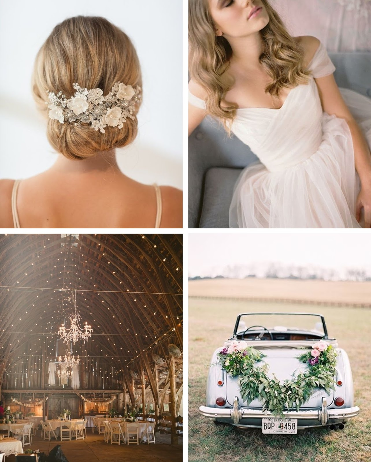 ways to style your perfect dream wedding