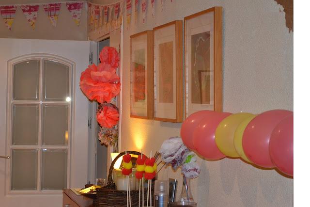 preparar la decoracion para una fiesta