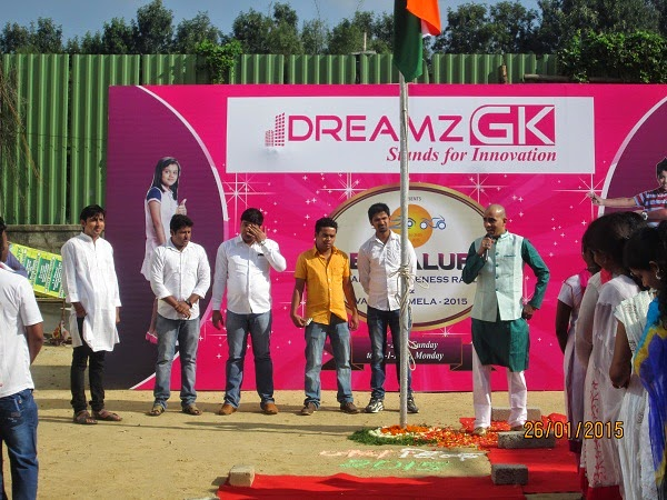 DreamzInfra Republic Day Celebrations 5
