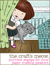 I design for The Craft's Meow!