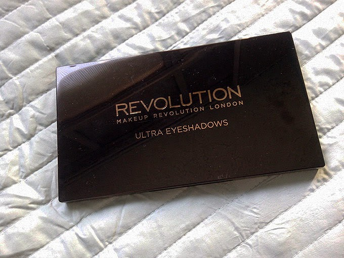 Birthday Haul | Makeup Revolution Beyond Flawless Palette