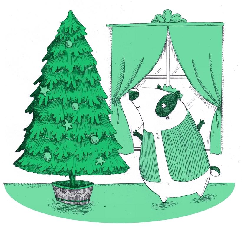 Natasha Rimmington Illustration: December 2013