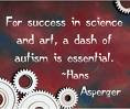 A little more about Asperger's