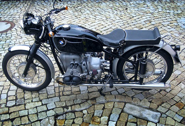 Motor Klasik BMW R Series Tahun 1938 – 1960 | Wallpaper