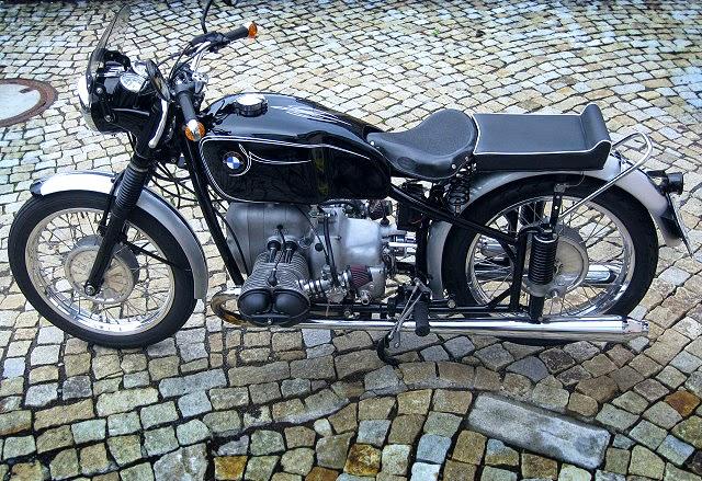Motor Klasik BMW R Series Tahun 1938 – 1960 | Wallpaper