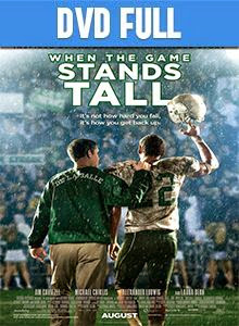 When the Game Stands Tall DVD Full Español Latino 2014