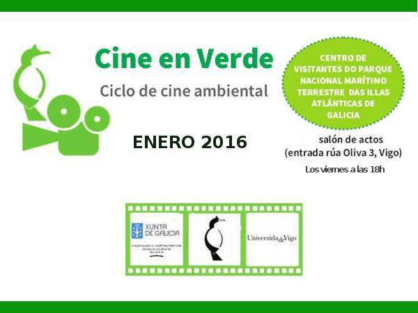 Ciclo de cine ambiental: Cine en verde