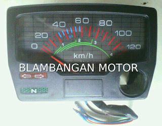 Spedometer Honda Win