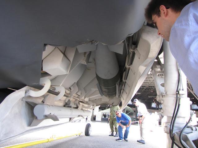F-35 JSF fuselage