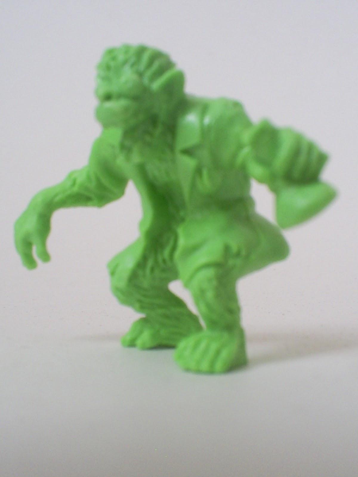 S.L.U.G Zombies Mini Figures 3pack Wave 3 LOT A