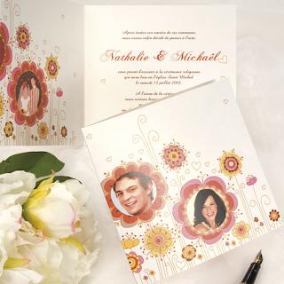 Invitation mariage en ligne
