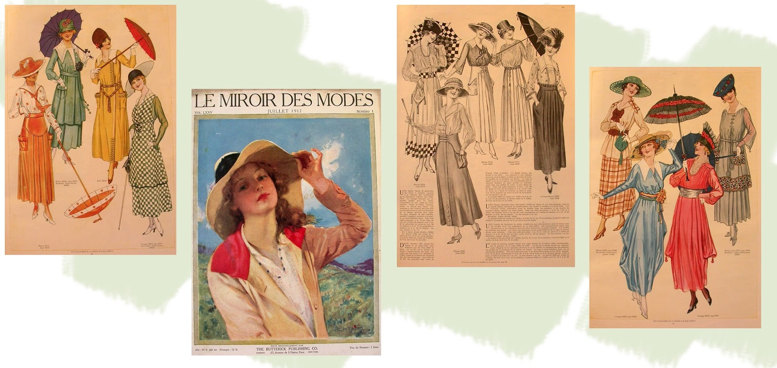 La coupe parfaite ebay highlights french magazine edition for Miroir french to english