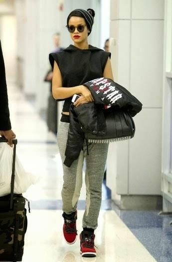 Annie 39 S Fashion Break Rihanna Street Style