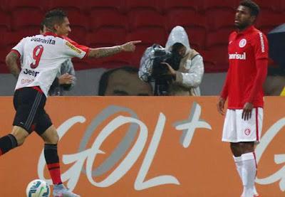 Flamengo aumenta o número de sócios-torcedores após a chegada de Guerrero.