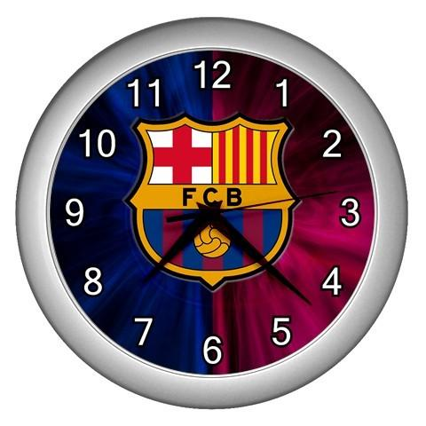 Barca Wall Clock
