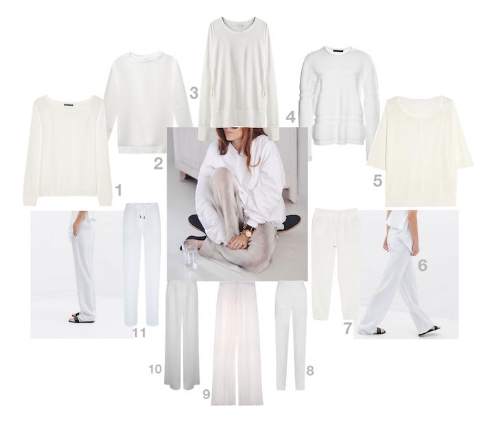 XL WHITES