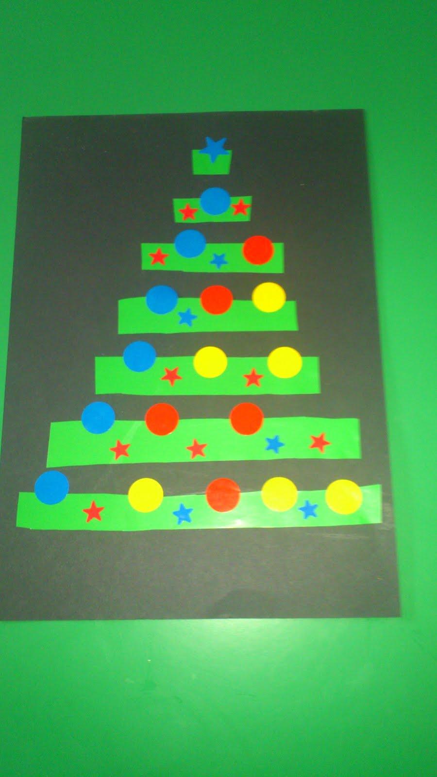 Ilusi n arte diciembre 2012 for Tarjetas de navidad hechas por ninos