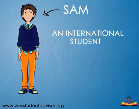 LEARN ABOUT WES STUDENT ADVISOR