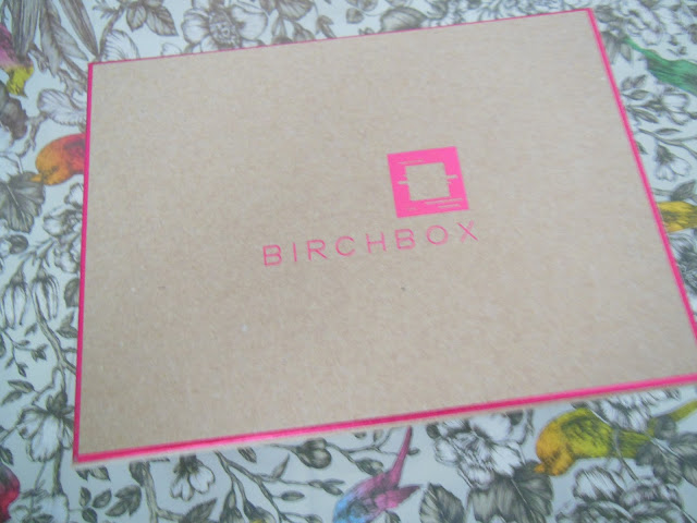 Birchbox UK box