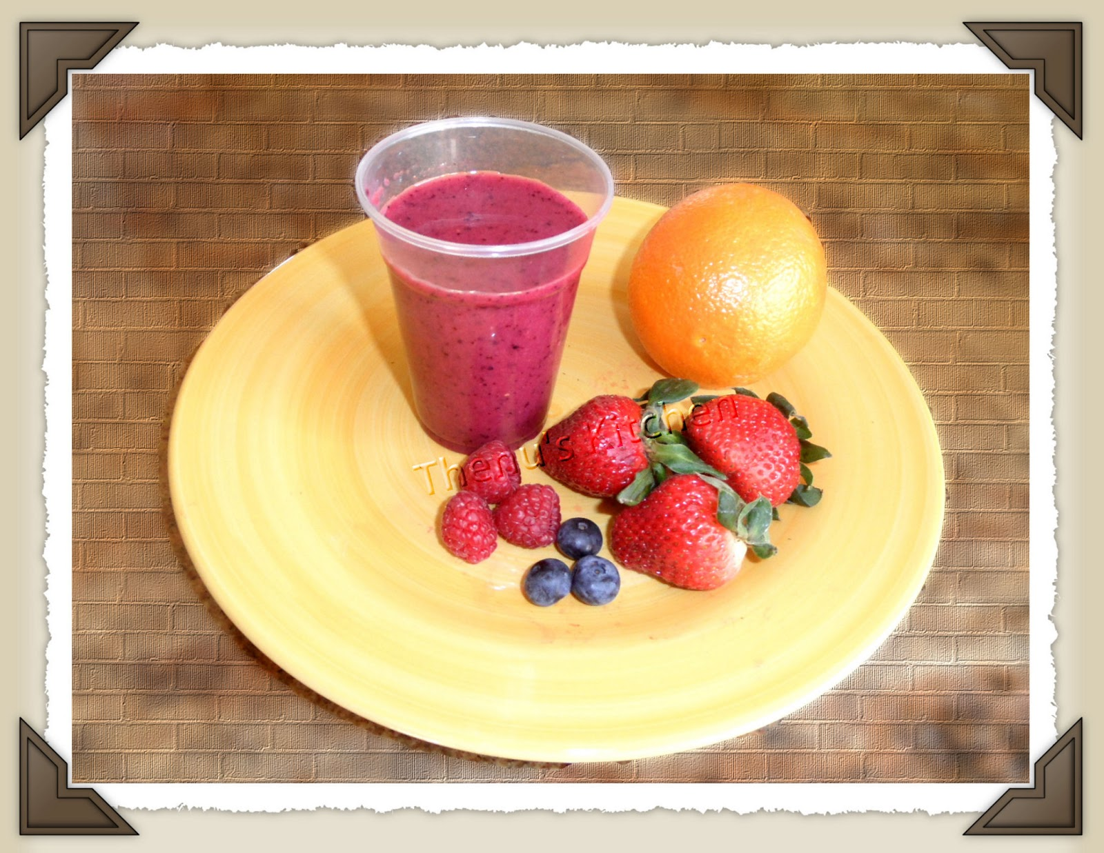 Three Berry Antioxidant Juice Recipes — Dishmaps