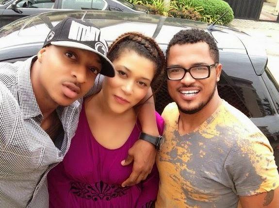IK Ogbonna grabs Adunni's breast
