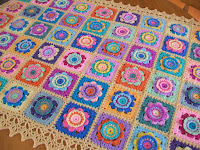 Millefiori Blanket