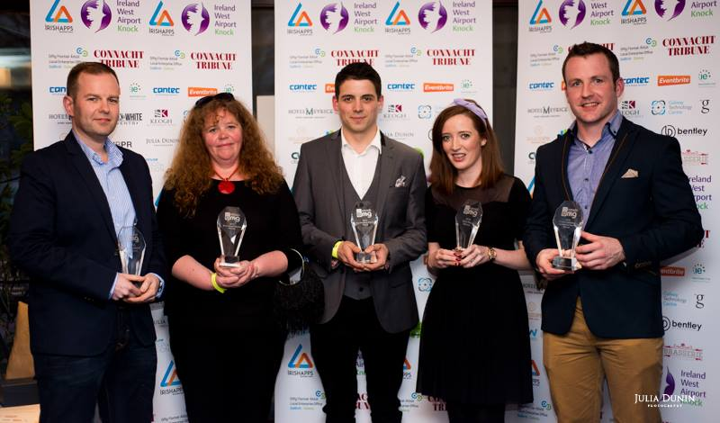 Online Marketing in Galway awards