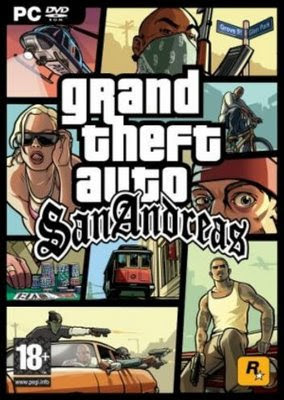 Free Download GTA SanAndreas Full Version high compersed