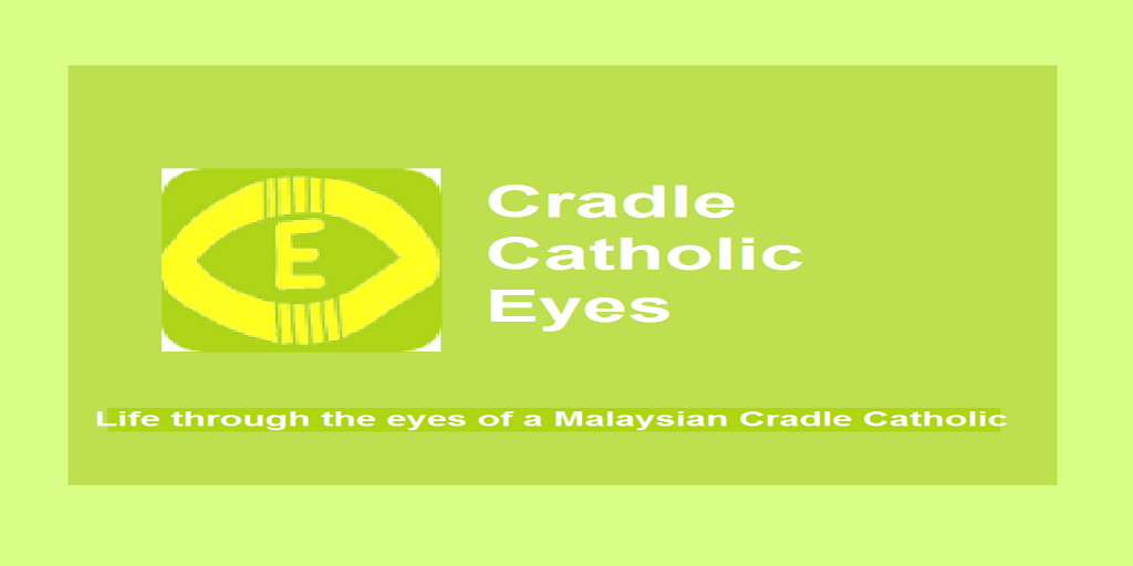 Cradle Catholic Eyes