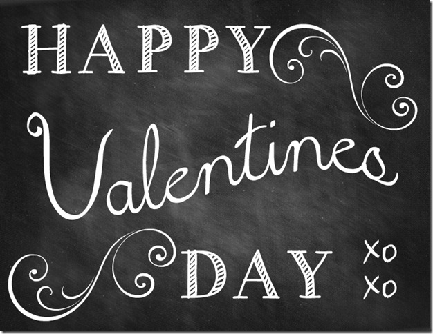 It's just a photo of Exceptional Happy Valentines Day Printable