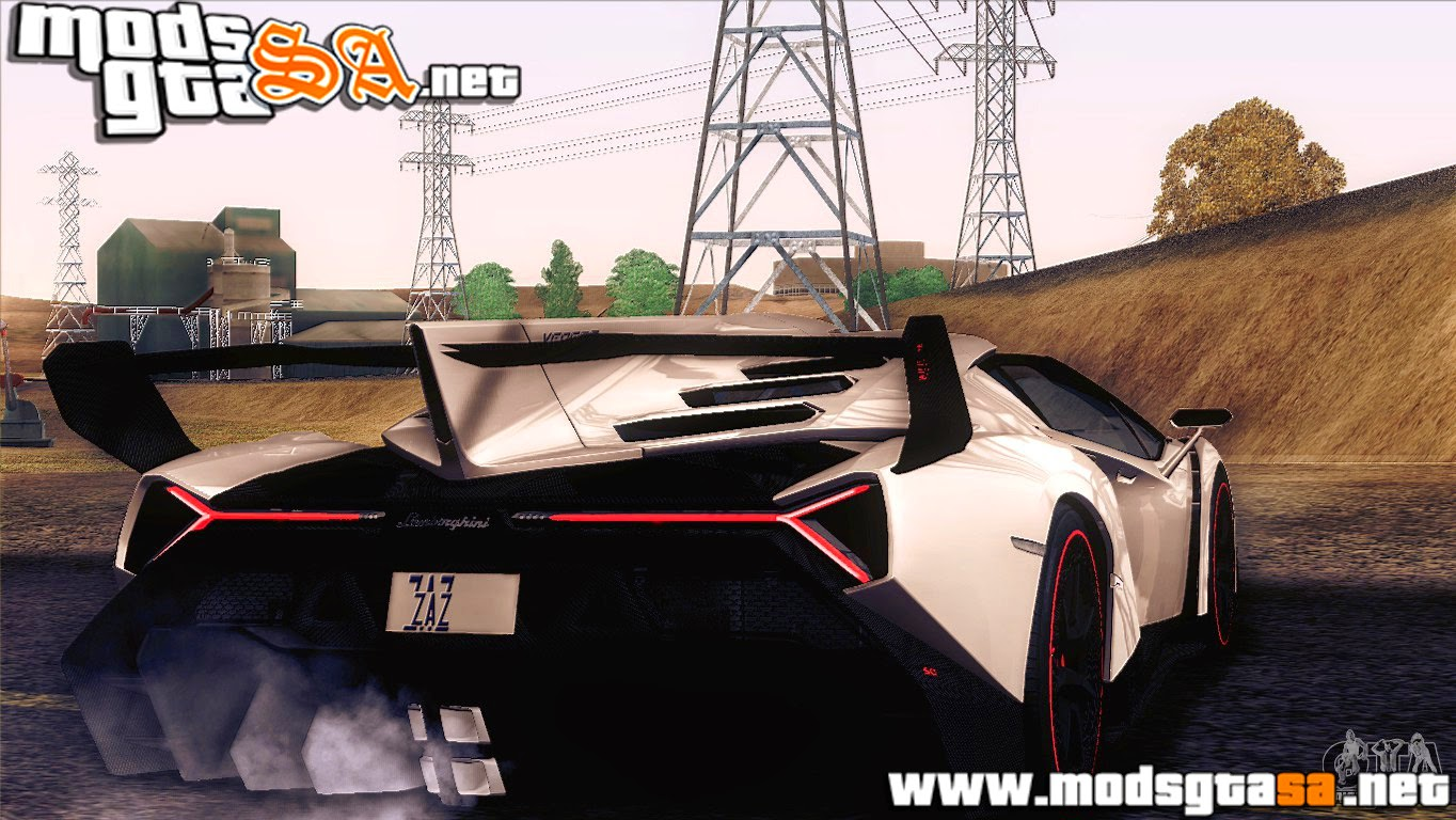 SA - Lamborghini Veneno Roadster LP750-4 2014