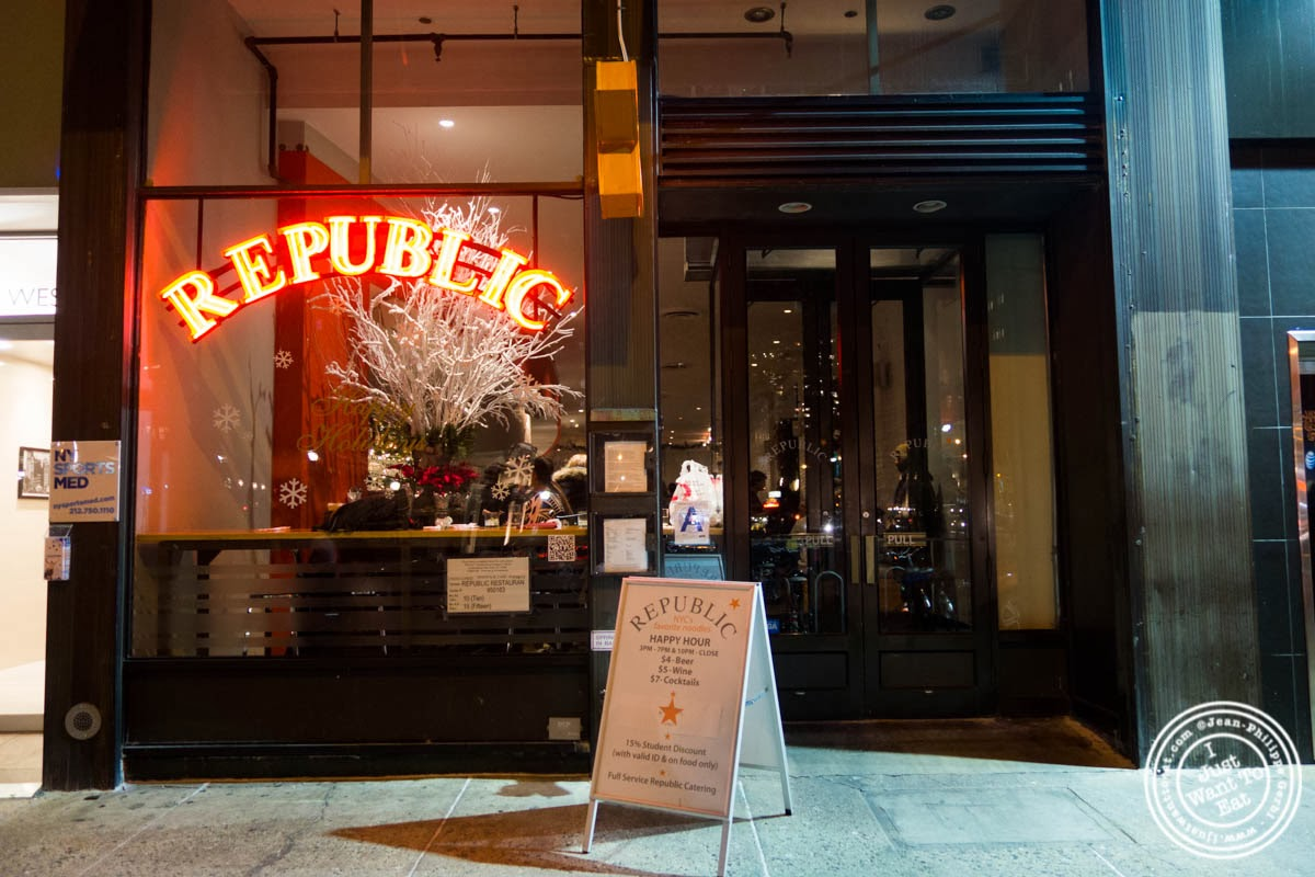 image of Republic in Union Square, NYC, New York