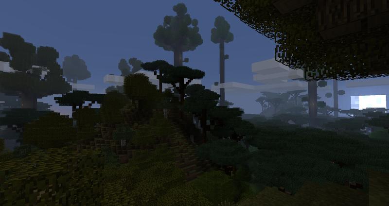 Скачать Twilight Forest для Minecraft 1.6.4