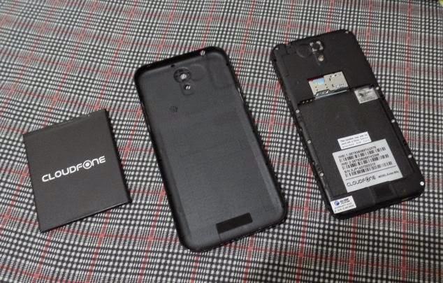 Free CloudFone Excite 502q, CloudFone Excite 502q, Globe, Smartphone