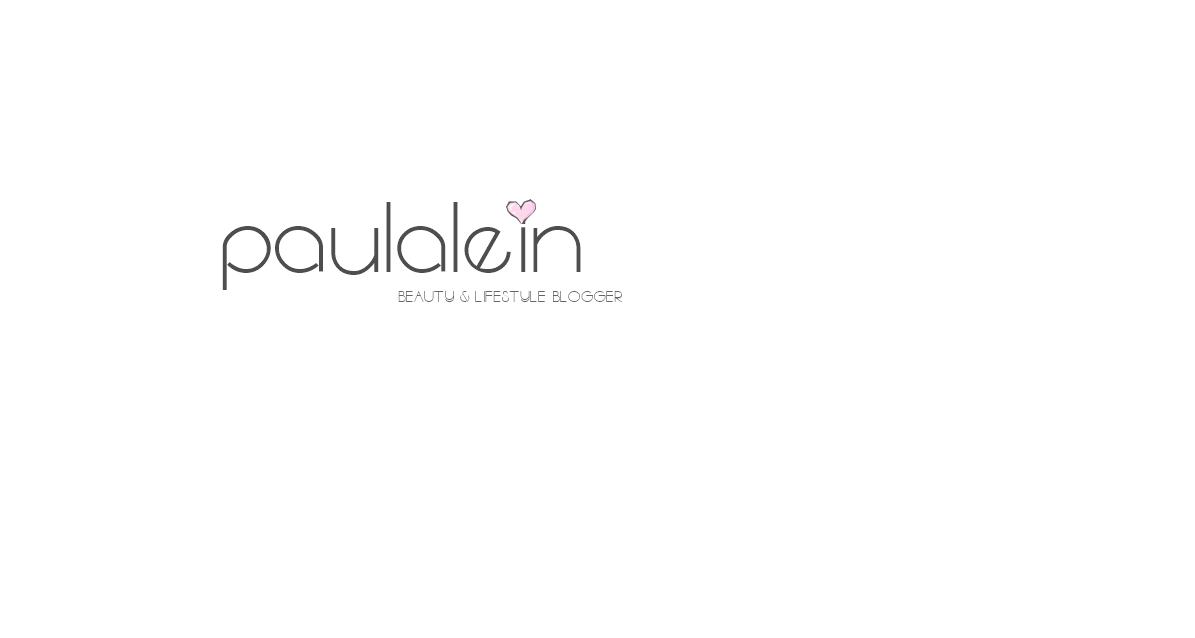 Paulalein | Blog urodowo - lifestylowy