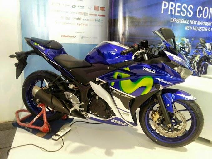 Harga Yamaha MT-25 Rp 45 Juta - Sekali Tepok 3-4 Motor Bisa Goyah