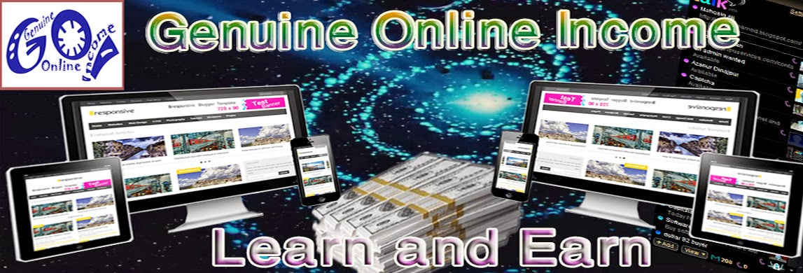 Genuine Online Income