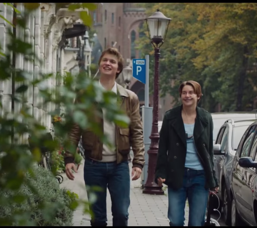 The Fault In Our Stars Amsterdam